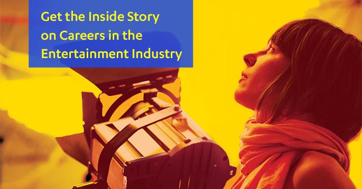 Female Entertainment Studies Film Student